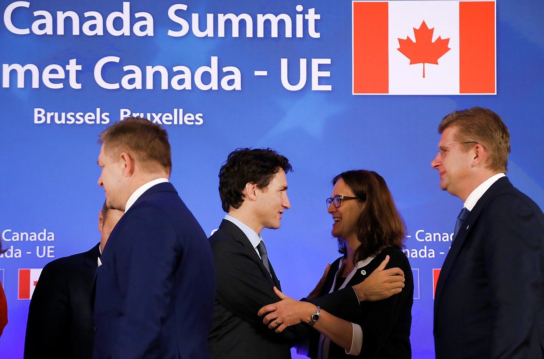Lietuva ruošiasi ratifikuoti laisvos prekybos sutartį su Kanada