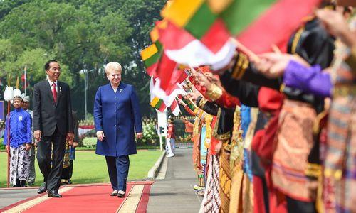 Indonezija pranešė atverianti Lietuvai savo maisto rinką