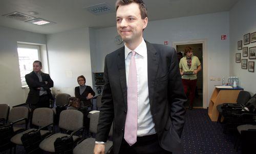 """""""Luminor"""" bankui Lietuvoje vadovaus Andrius Načajus"""