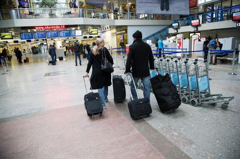Nemažai įvairių ES lėšomis finansuojamų nedarbo mažinimo projektų Lietuvoje buvo skirti bedarbių ir darbuotojų mobilumui padidinti, t.y. paruošti (e)migracijai. Vladimiro Ivanovo (VŽ) nuotr.