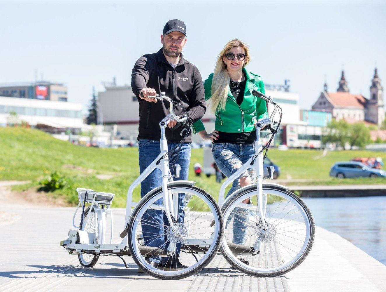 Plėtra sezoniškumui įveikti – be picerijos, ėmėsi dviračių