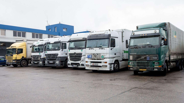 Kitą savaitę – plataus masto krovinių vežėjų patikros