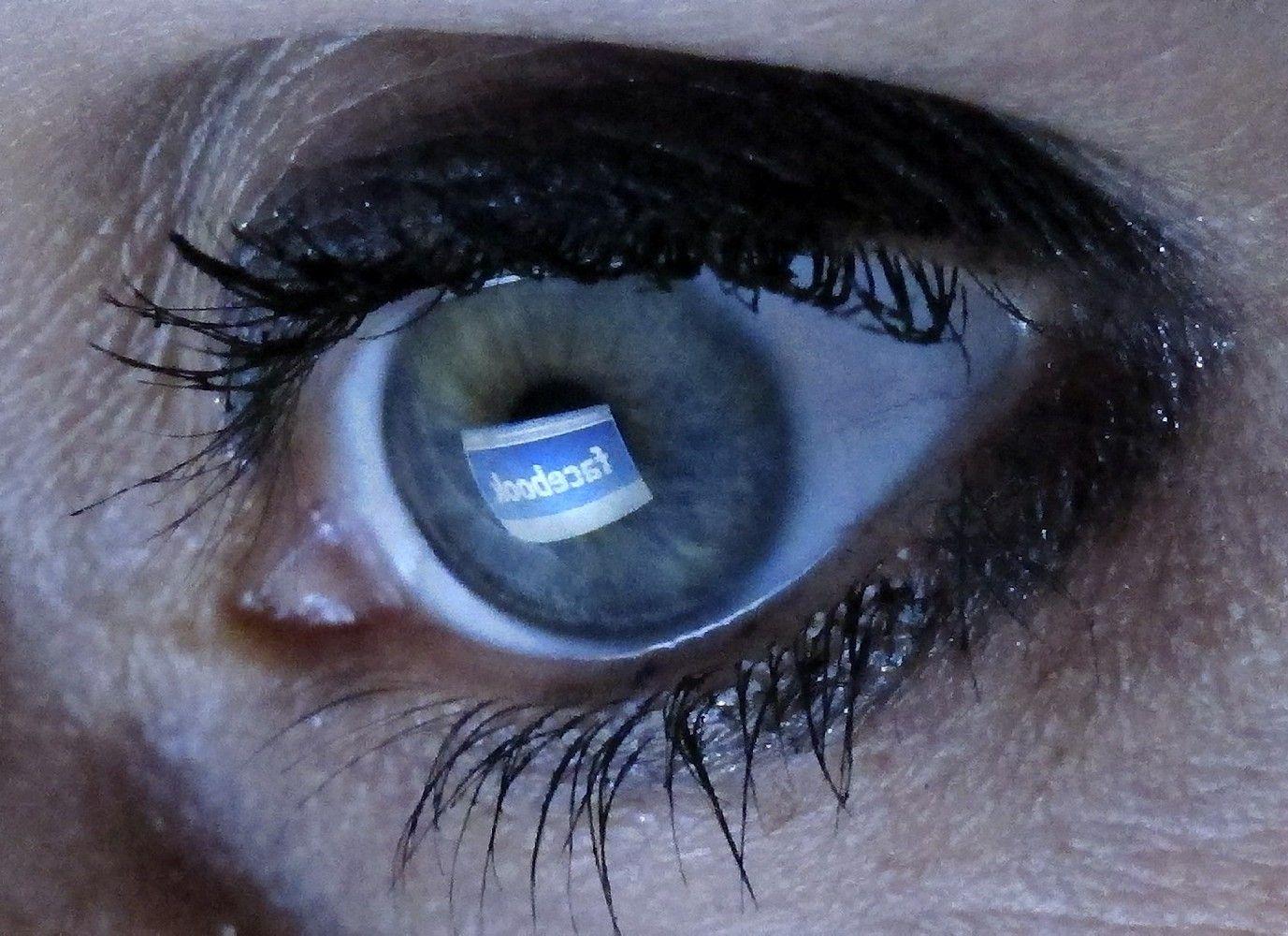 """EK skyrė 110 mln. Eur baudą """"Facebook"""""""