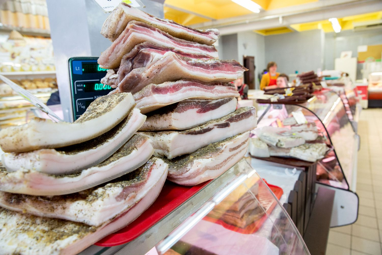 FNTT išaiškino mokesčius slėpusią Kauno mėsos bendrovę