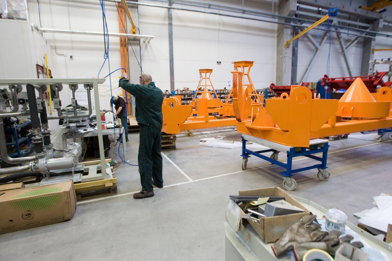 1.500 Eur alga nuo darbuotojų trūkumo negelbsti