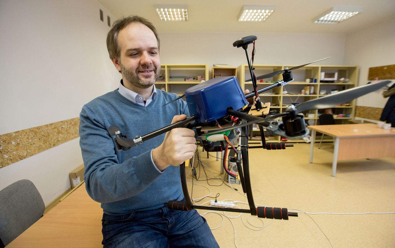 """Lietuviai prisistatė vaizdo apdorojimo milžinės """"Nvidia"""" konferencijoje"""