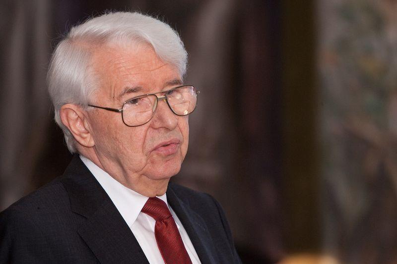 Benediktas Juodka, LDK prezidentas. Herkaus Milaševičiaus nuotr.