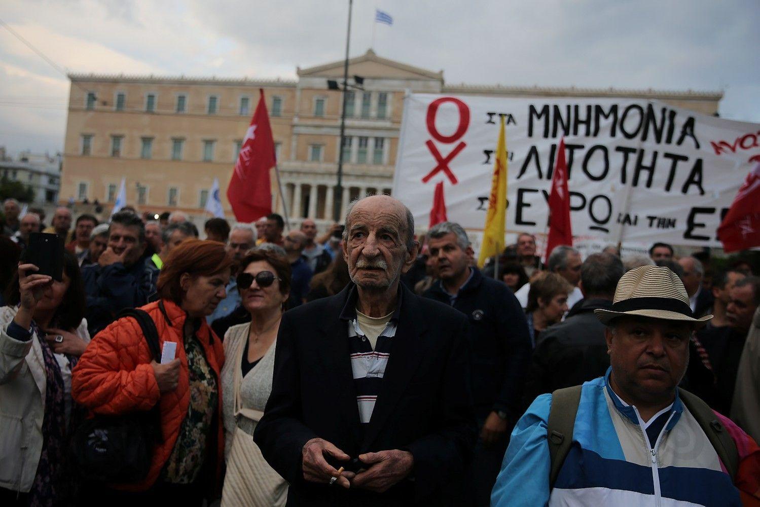 Graikija sutiko taupyti toliau, tikisi skolų sumažinimo