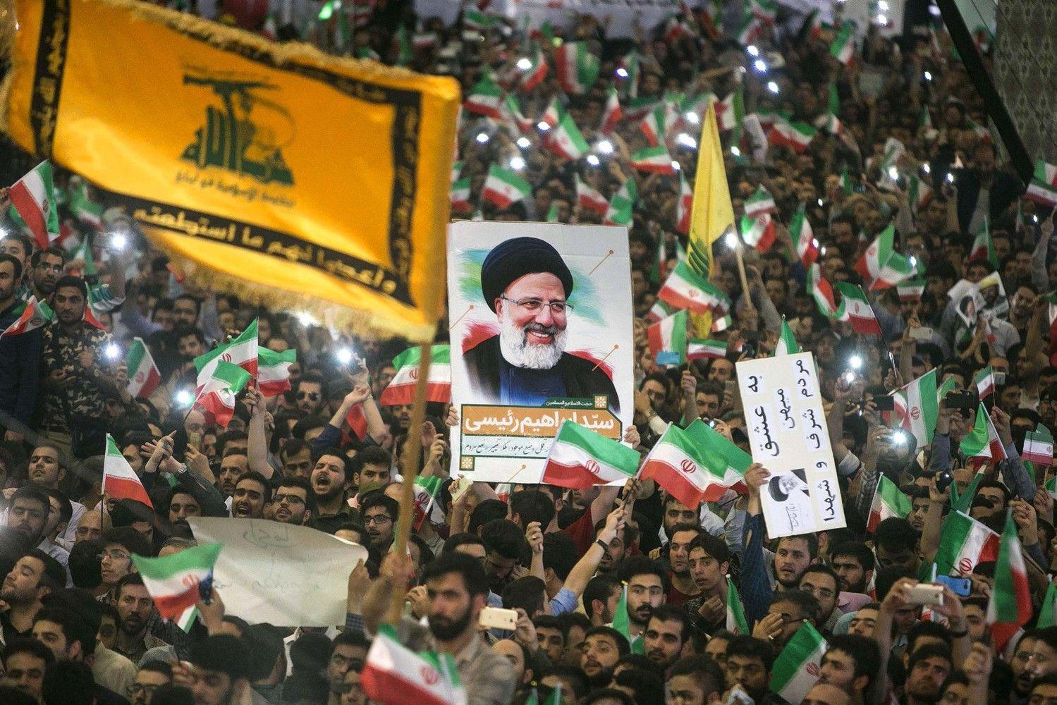 VŽ paaiškina: ką lems Irano prezidento rinkimai