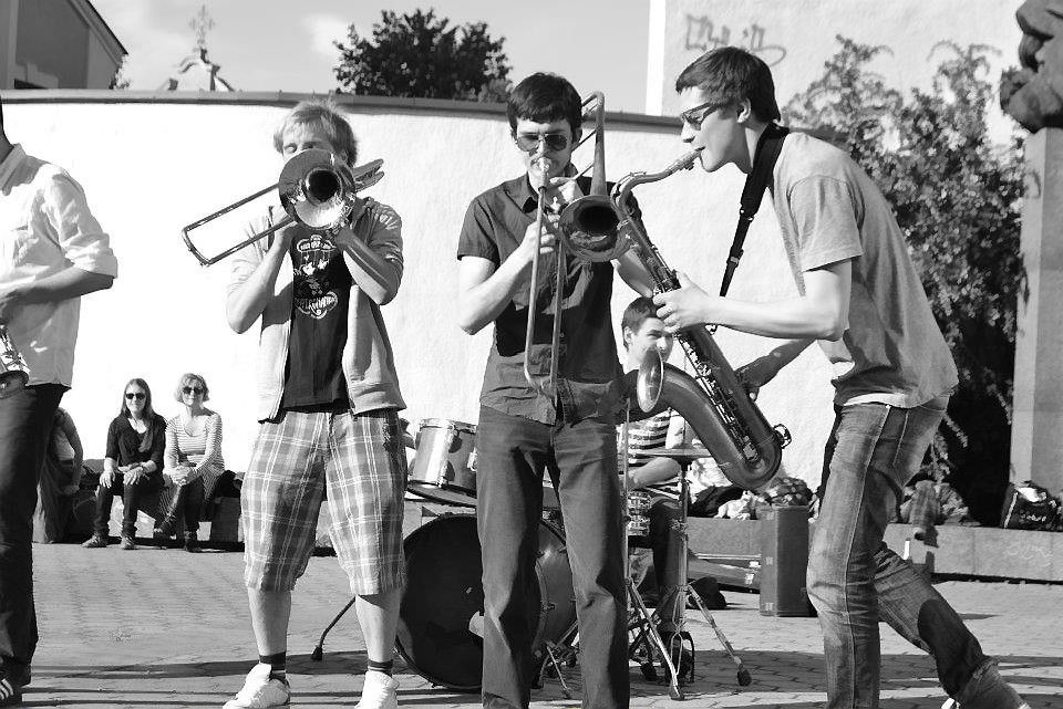 Gatvės muzikos dieną – ne tik muzika