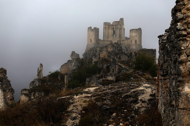 Italijos valdžia dovanoja pilis, bet yra ir papildomų sąlygų