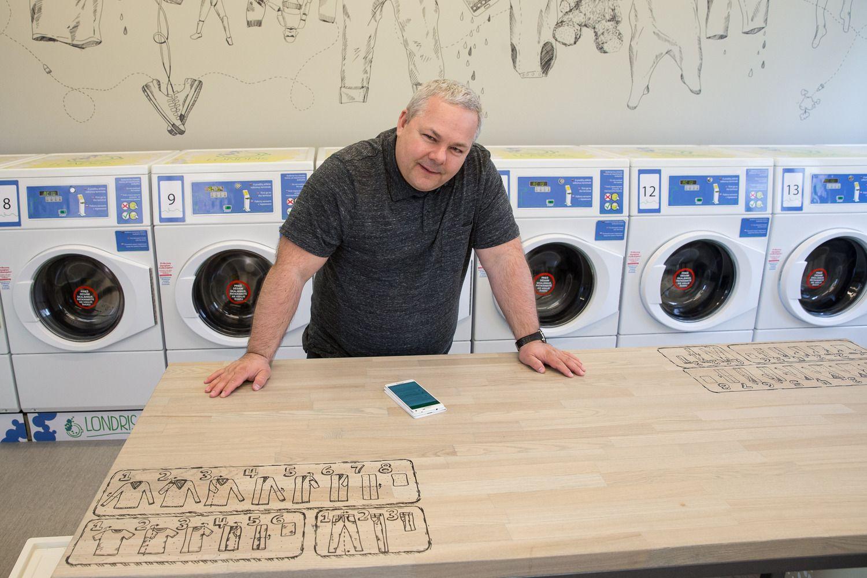 Lietuviai skaitmenina pasaulio skalbyklas