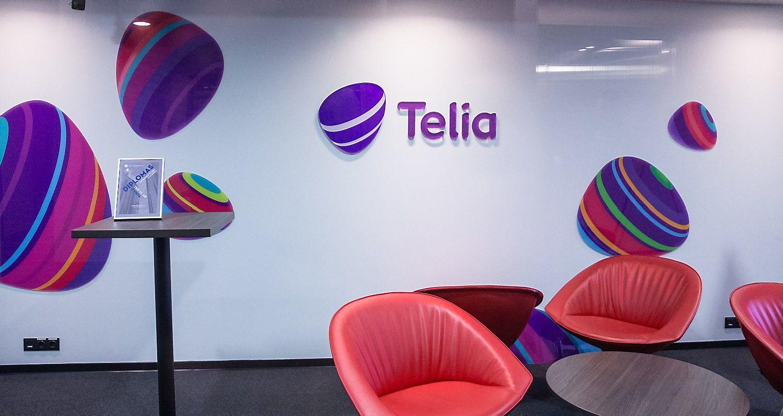"""""""Telia Company"""" perka Suomijos debesų kompiuterijos bendrovę"""