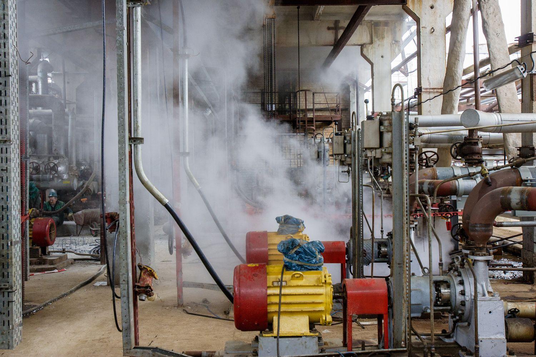 Pramonės produkcija šiemet augo 5,4%