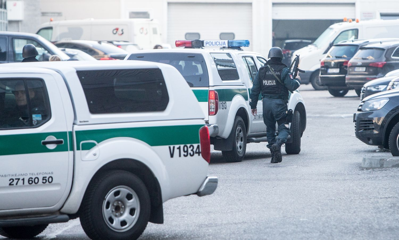 VPT dėl policijos automobilių pirkimo pasikonsultavo su gamintojais