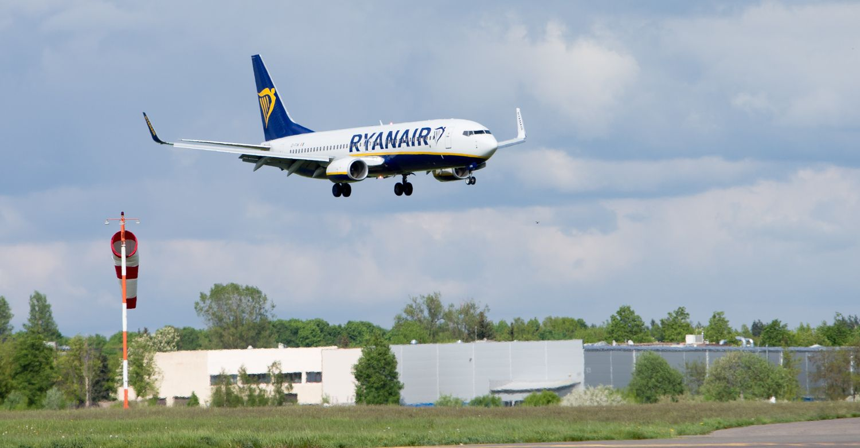 """Paukščiai skrydžių bendrovėms gali tapti """"ypatingomis aplinkybėmis"""""""