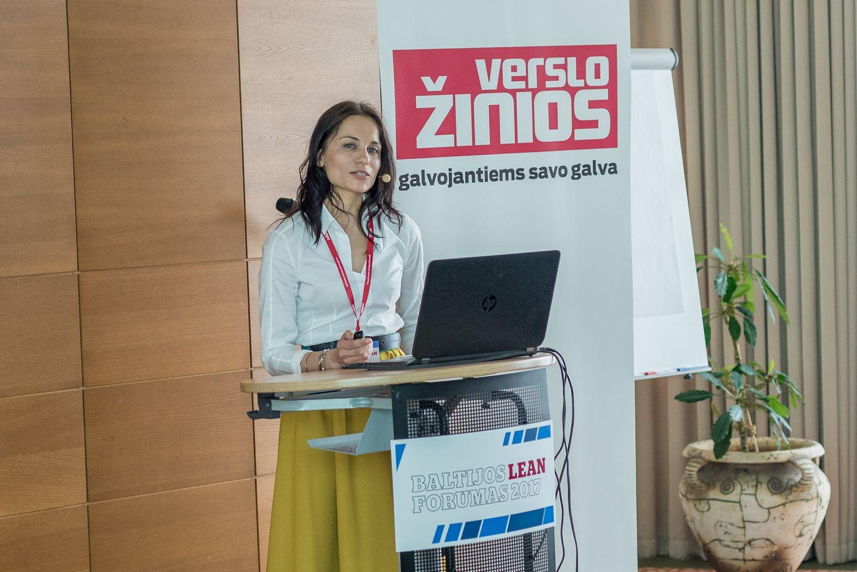 """VSA Vilniaus"" patirtis diegiant ""Lean"": smulkmenos slepia kaštus"
