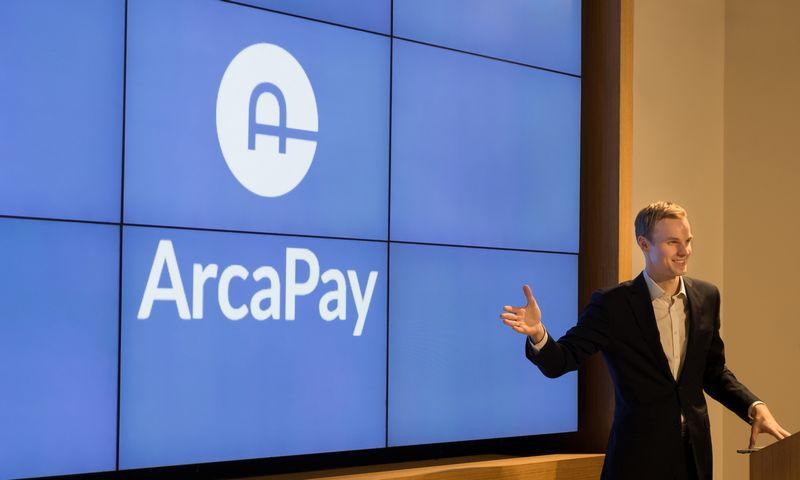 """Marius Bausys, """"ArcaPay"""" įkūrėjas. Asmeninio archyvo (VŽ) nuotr."""