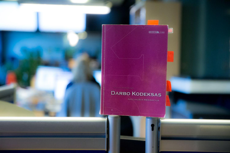 DK vilkinti nepavyks: Trišalė taryba pateikė savo išvadas