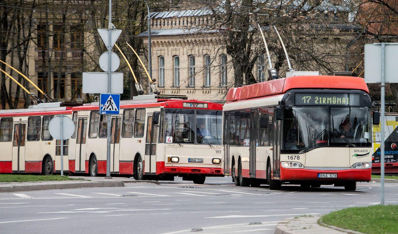 """""""Vilniaus viešasis transportas"""" išmokėjo 360.000 Eur dividendų"""