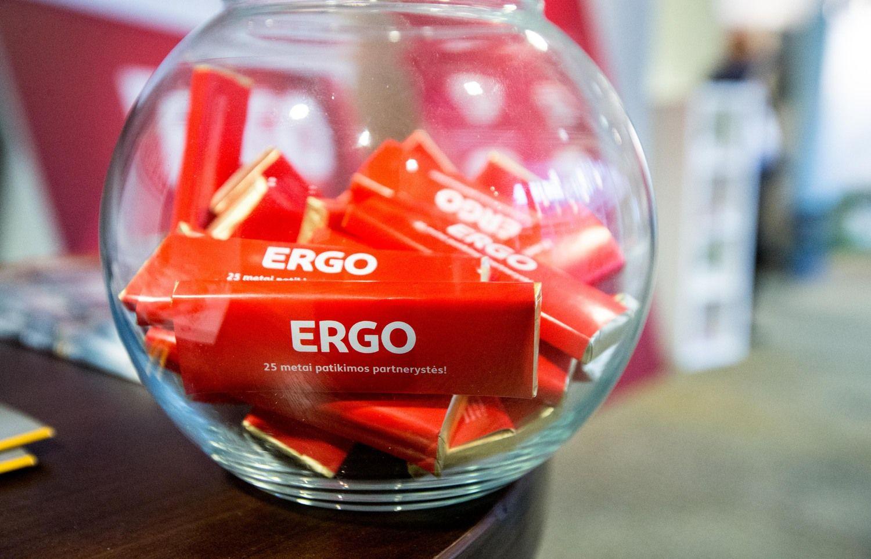 """""""Ergo"""" Baltijos šalyse ketvirčio nuostolį pakeitė pelnas"""