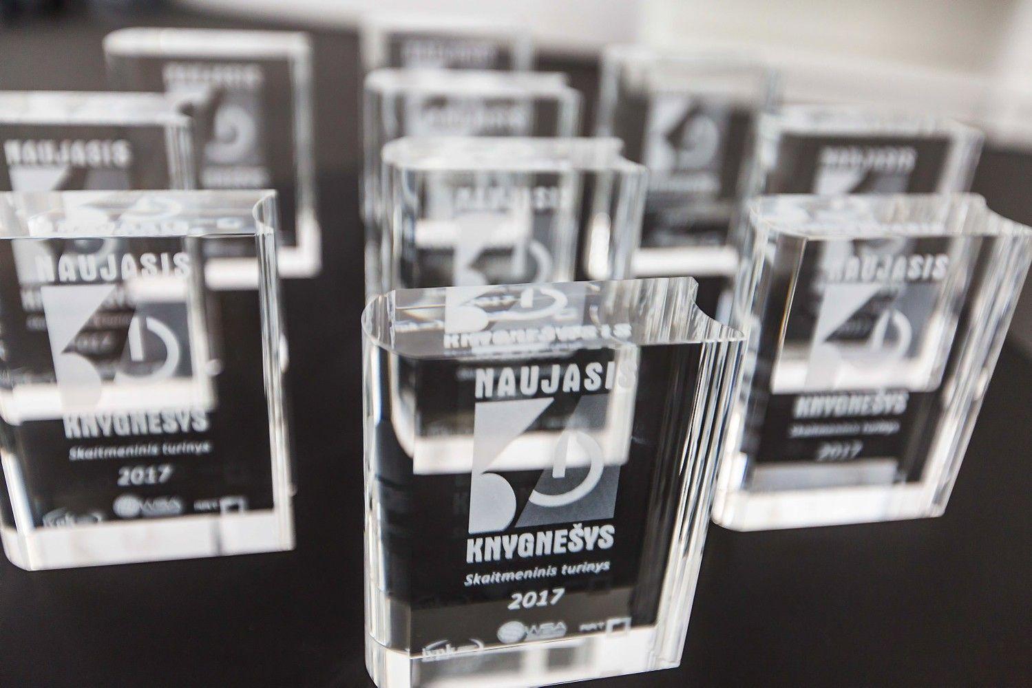 Lietuvos naujieji knygnešiai prisistatys Pasaulio viršūnių apdovanojimuose