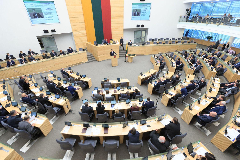 Darbo kodeksas: dėl ko šiandien kaunasi Seimas