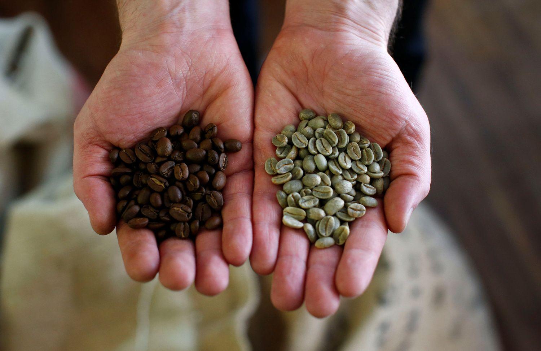 Augantis deficitas kels kavos kainą