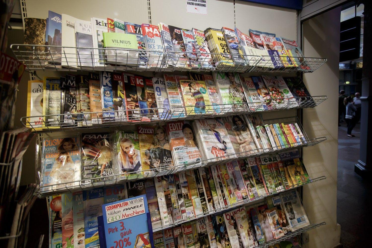 Tyrimas: ES viešinimo lėšos daro įtaką žiniasklaidos turiniui