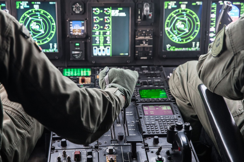 Paskirtas naujas Karinių oro pajėgų vadas