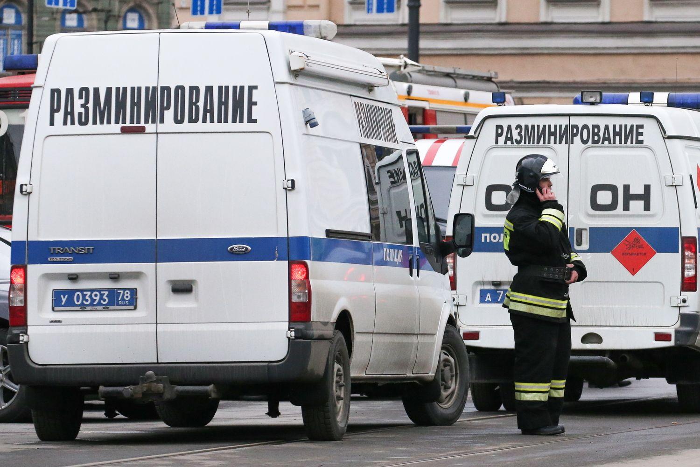 """Rusijos saugumo tarnyba: Maskvoje sulaikyti teroro aktus organizavę """"Islamo valstybės"""" nariai"""