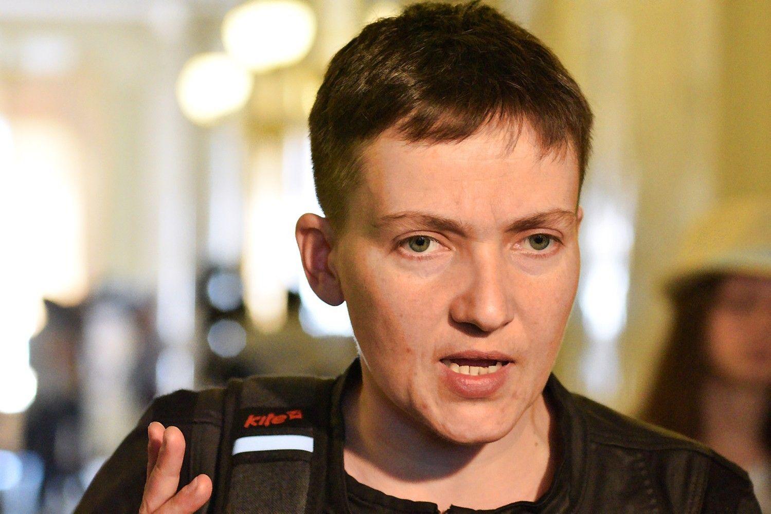 Savčenko dalyvaus Ukrainos prezidento rinkimuose