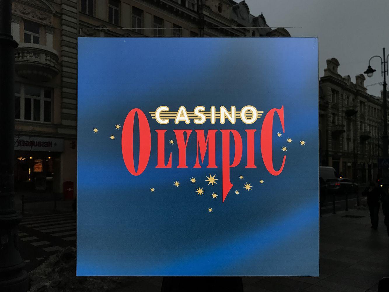 """""""Olympic"""" gresiauždaryti 7-is kazino Rygoje"""