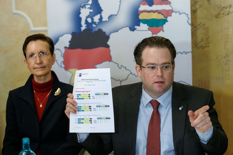 Pusė veikiančių vokiškų įmonių planuoja plėtrą Lietuvoje