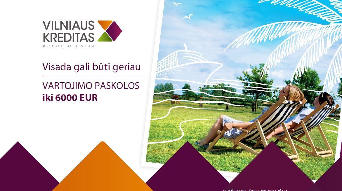 Dvi kredito unijos – Lietuvos banko nemalonėje