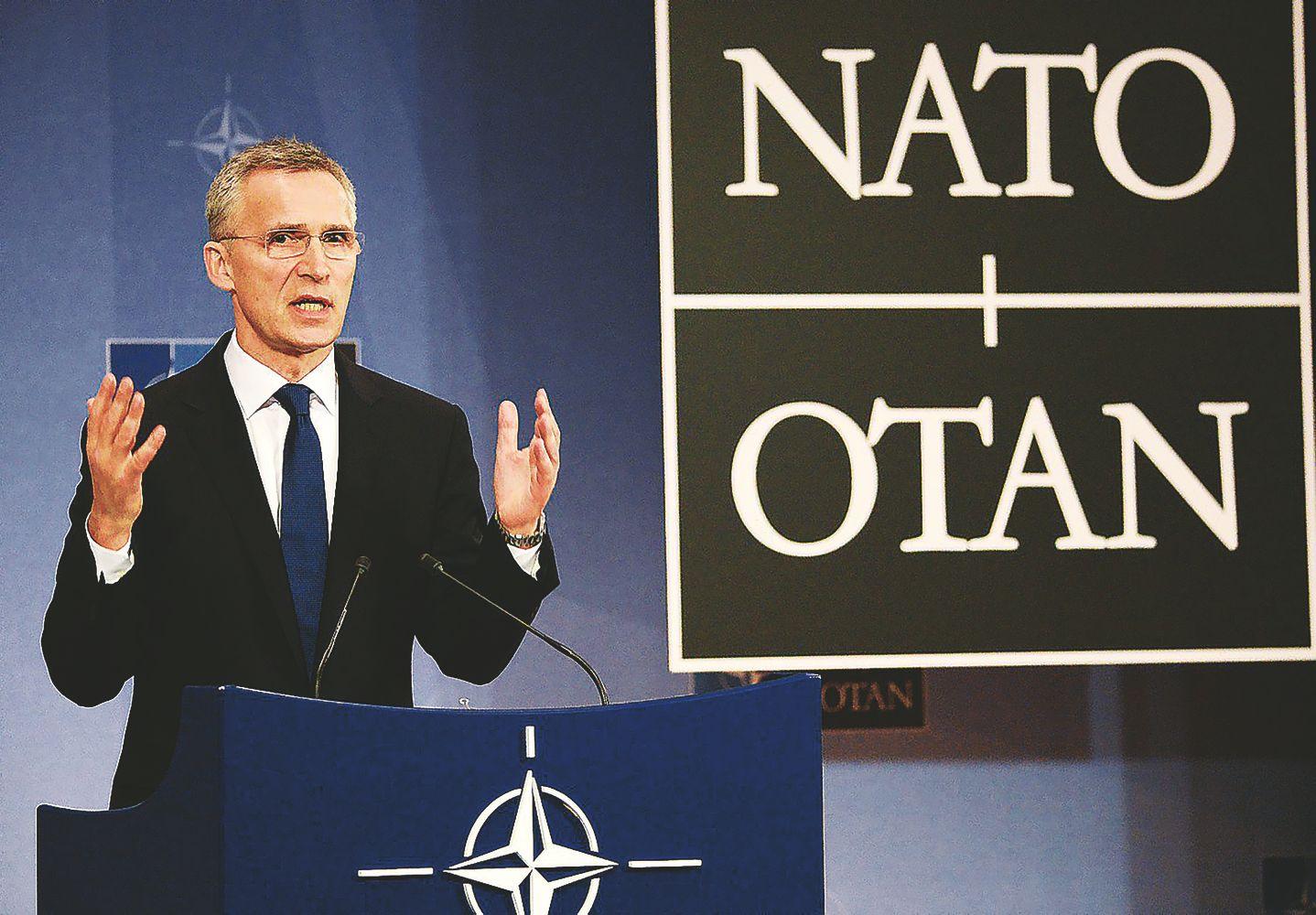 NATO viršūnės mėgins įrodyti Trumpui aljanso vertę