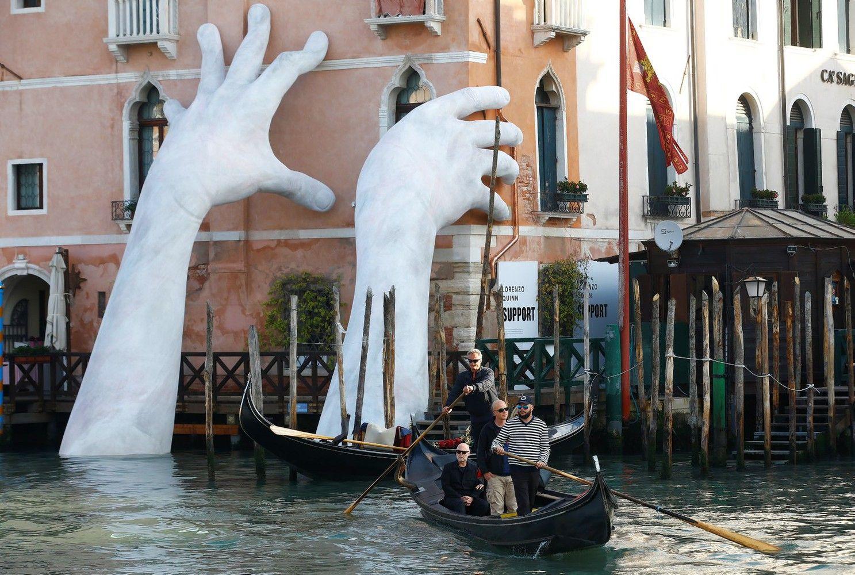Meno turisto užrašai. Venecijos bienalė
