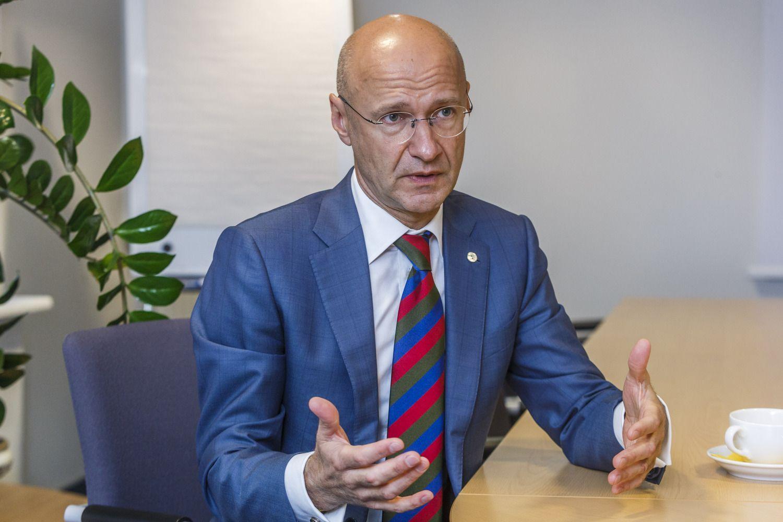 G. Bartkus atsisakė ketinimo tapti Registrų centro vadovu