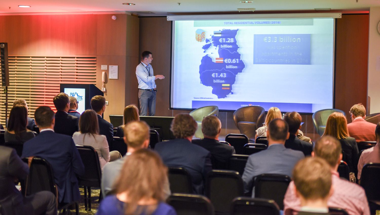 Baltijos NT ir investicijų forumo antrosios dienos akimirkos