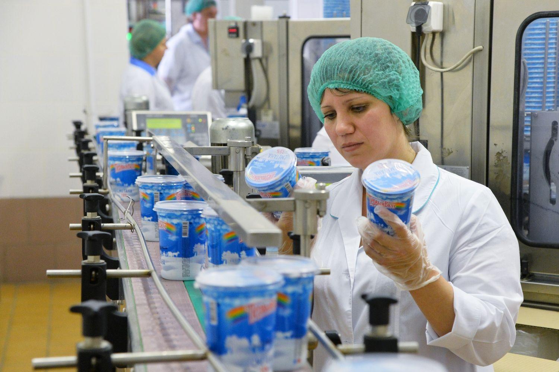 """Latvias piens"" vėl ant prekystalio: domina danų milžinę ""Arla"""