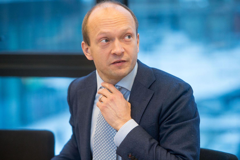 Nerijus Mačiulis: EURIBOR gali kilti dar šiais metais