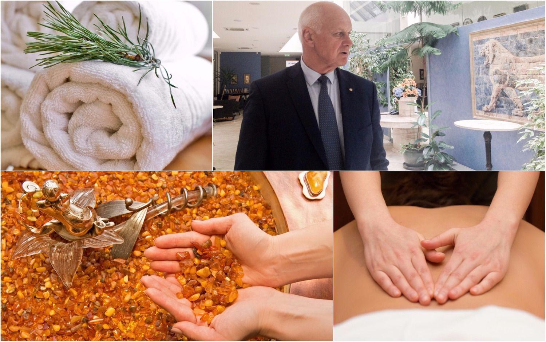 """Diena su """"SPA Vilniaus"""" vadovu: paslaugų sektoriuje broko auksinės grindys nepaslėps"""