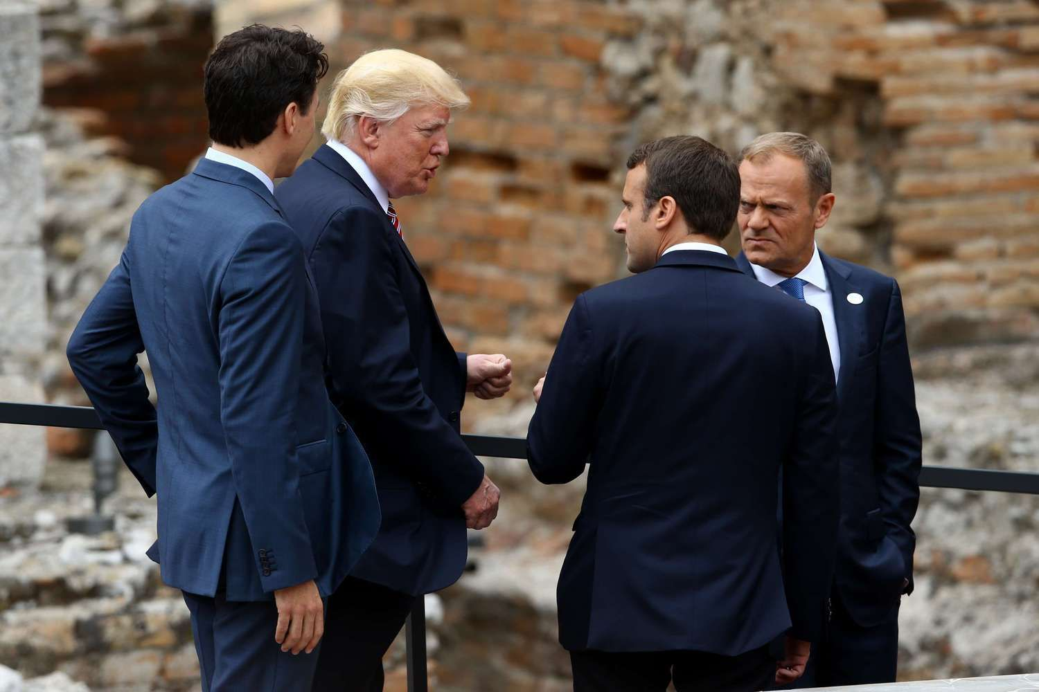 G-7 Deadlocked on Climate and Trade as Canada Presses Its Case