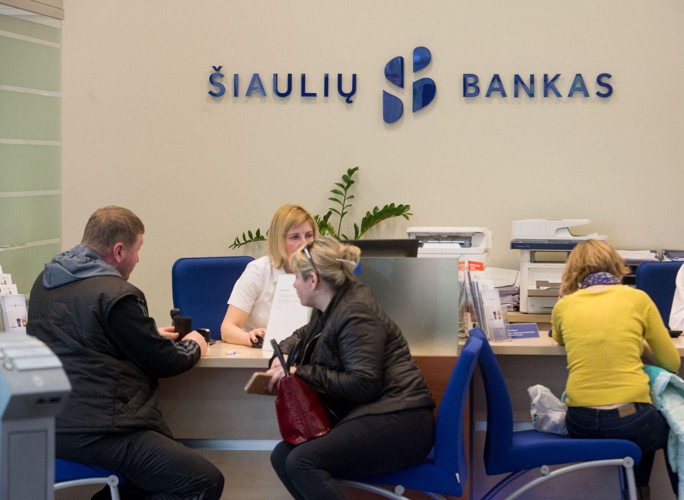 Čekijos analitikai Šiaulių banko akcijas įvertino po 0,64 Eur