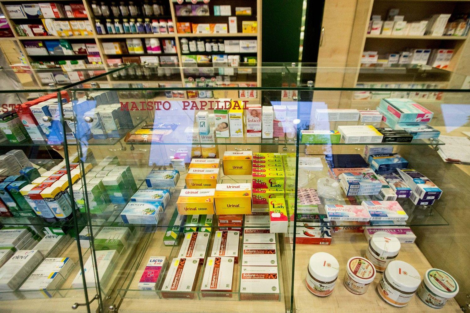 Daugelis vaistų gamintojų pateikė žemesnes kainas