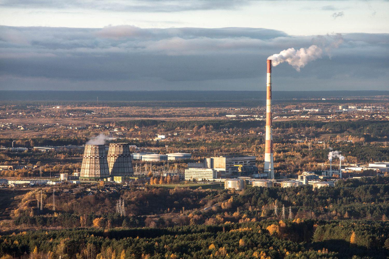 """""""Lietuvos energija"""" Vilniaus trečiąjątermofikacinę elektrinę perims spalį"""