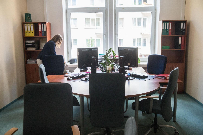 Apie VMI vadovų susitikimus su lankytojais bus skelbiama viešai