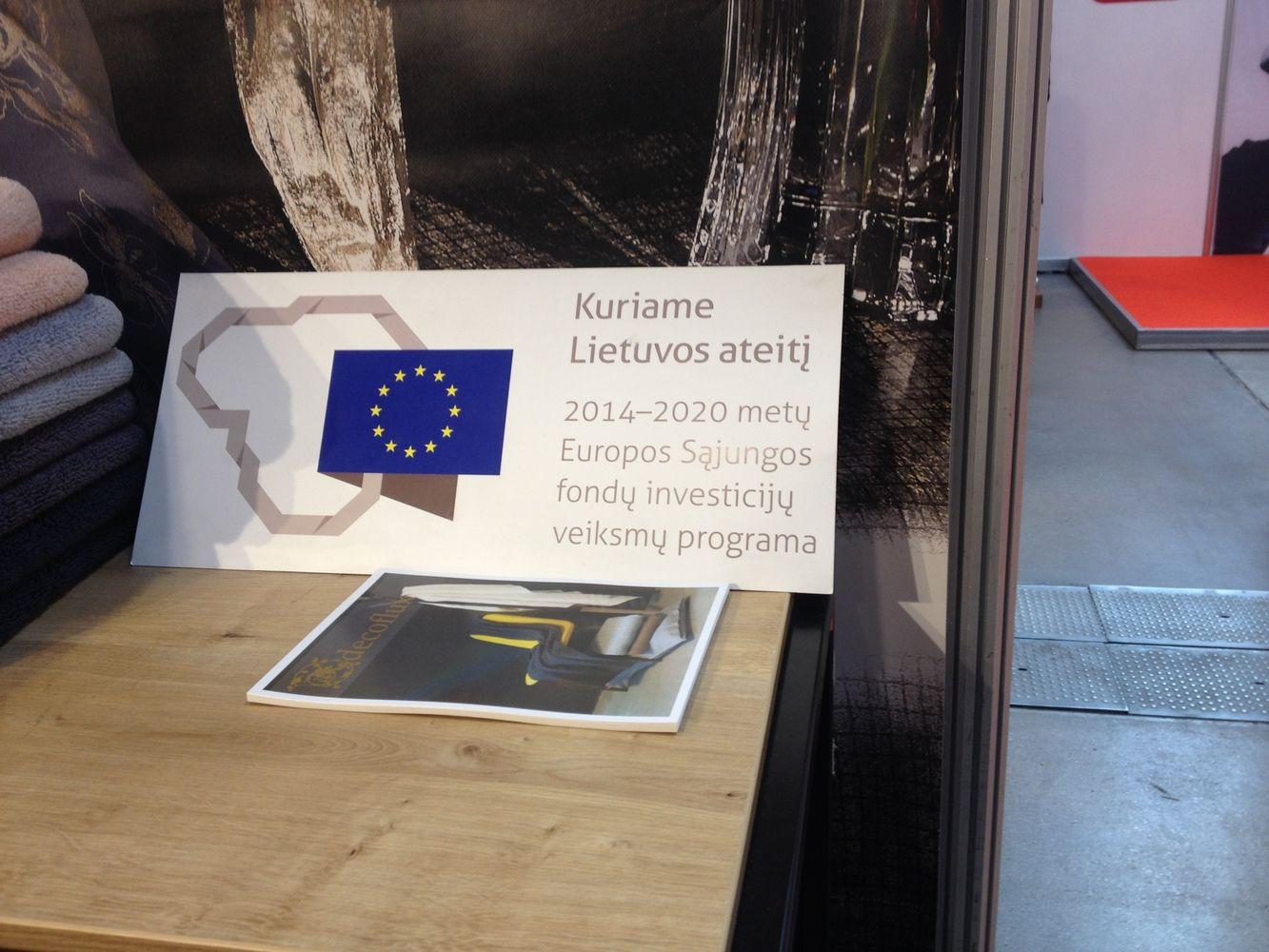 Nuo 2014 m. Ūkio ministerija išmokėjo 72 mln. Eur ES lėšų