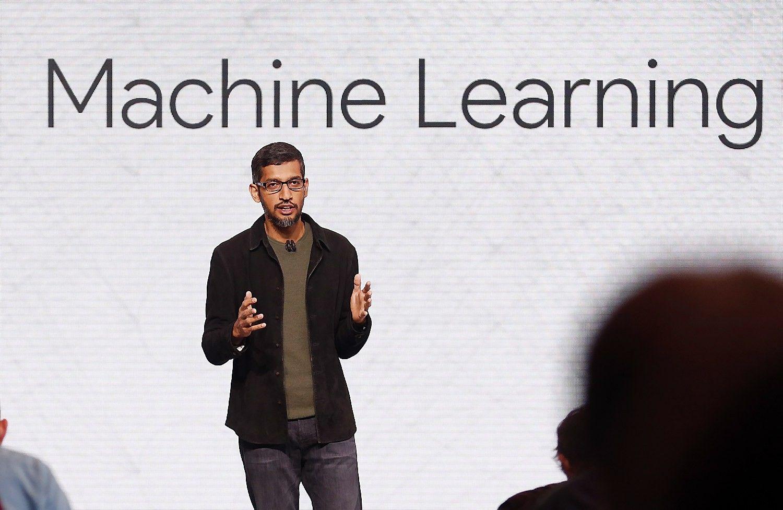 """""""Google"""" prioritetas – dirbtinis intelektas"""