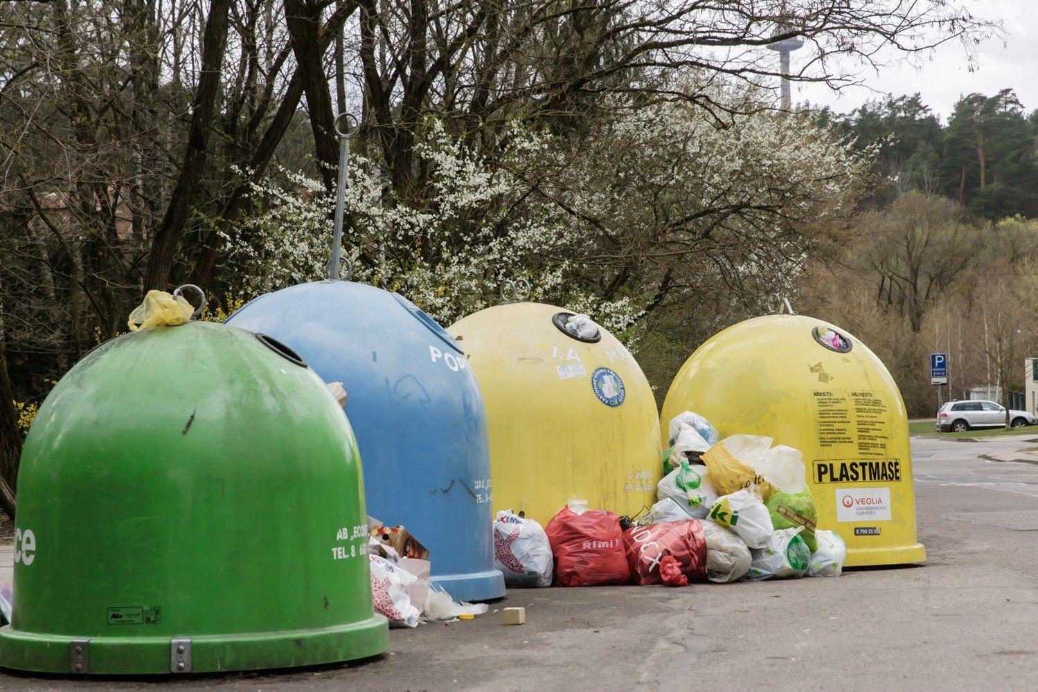 Konflikte dėl atliekų rinkliavos rado kompromisą